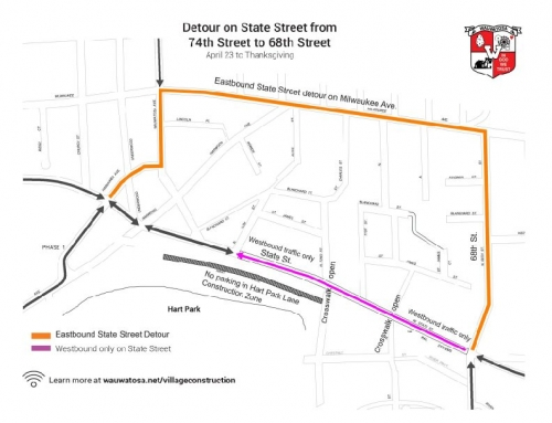 Phase 4 Construction – State Street